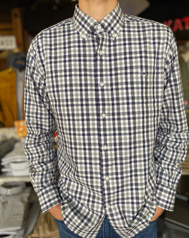 Rigsby Button Down Gray