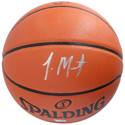 Ja Morant Signed Basketball