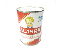 Alaska Classic Evaporated Filled Milk
