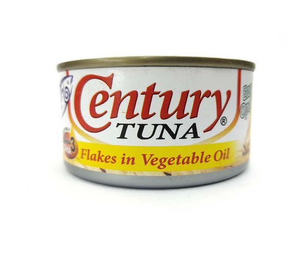 Century Tuna Flakes in Vegetable Oil