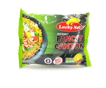 Lucky Me Instant Pancit Canton Chlimansi Pack of 3