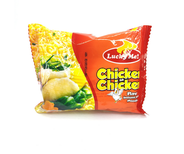 Lucky Me Chicken Instant Noodles Pack of 3