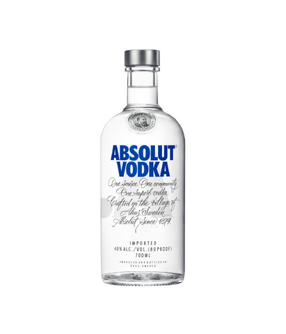 Absolut 40% Vodka