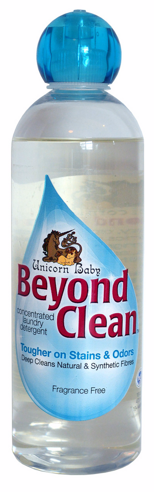 Unicorn Baby Beyond Clean
