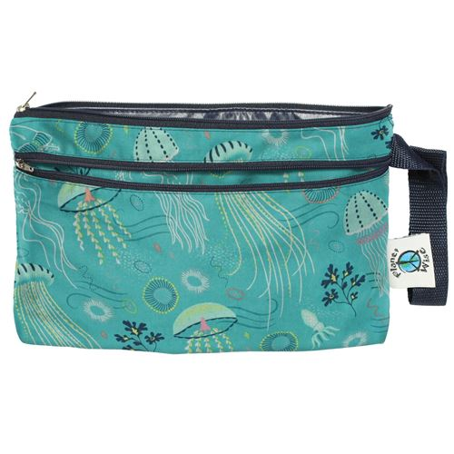 Planet Wise Wet/Dry Bag ~ Clutch