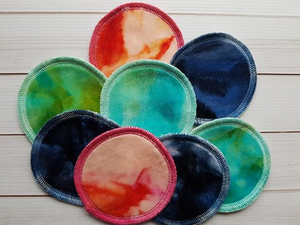 Velour Makeup Removal Pads