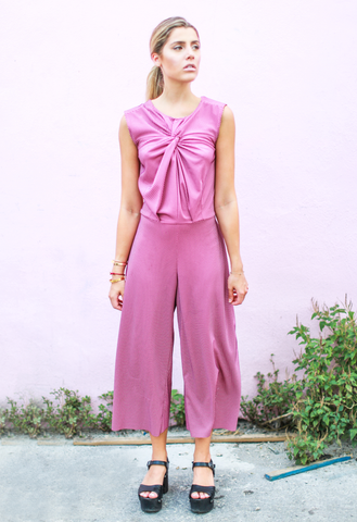 The Pink Desert Jumpsuit