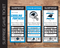Printable Carolina Panthers Professional Football Game Gift Reveal - Kaci Bella Designs