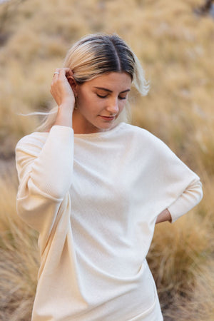 Off The Shoulder Knit