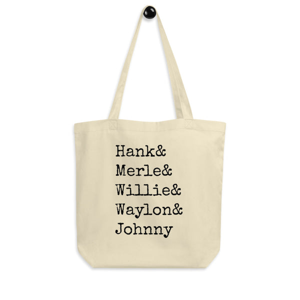 Country Icons Eco Tote Bag