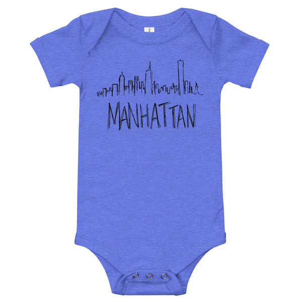 Manhattan Onesie