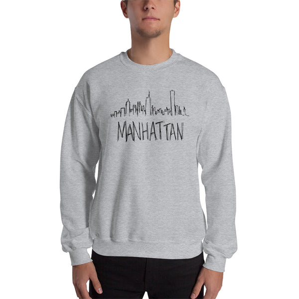 Manhattan Unisex Sweatshirt