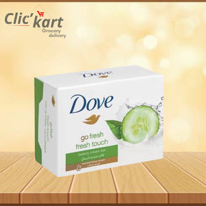 Dove go fresh bath soap 100g
