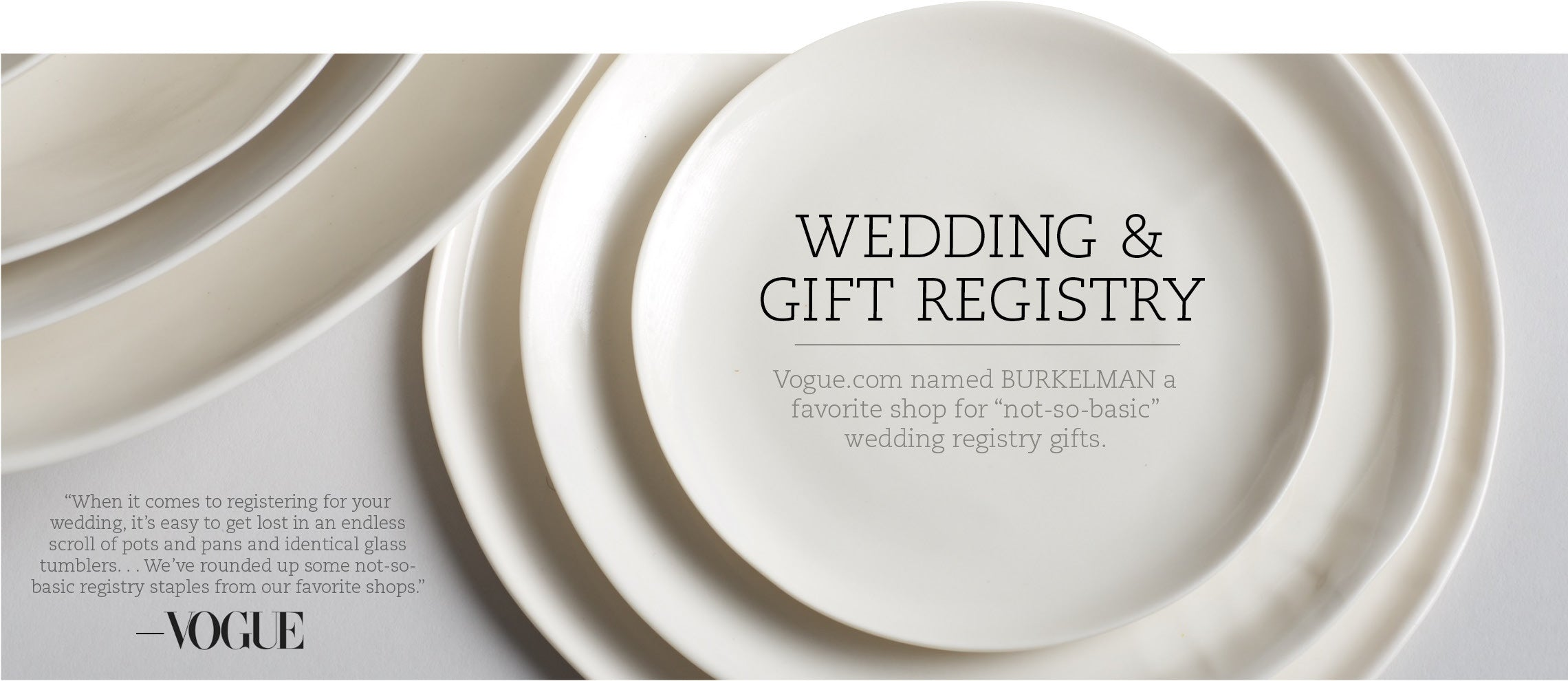 Inspirational Gifts Registry – Wedding
