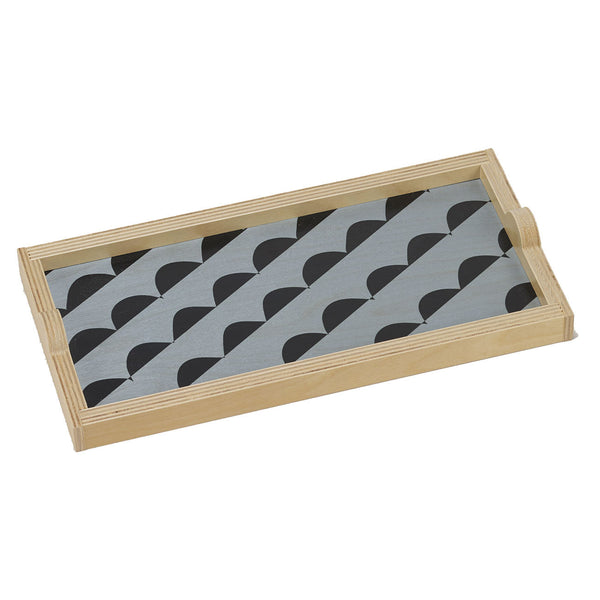 curves mini tray