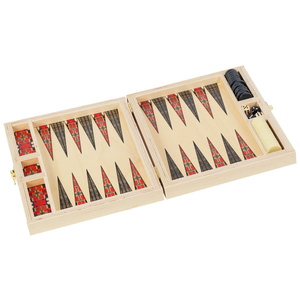 alexander backgammon set - NEW for Fall/Holiday 2018!