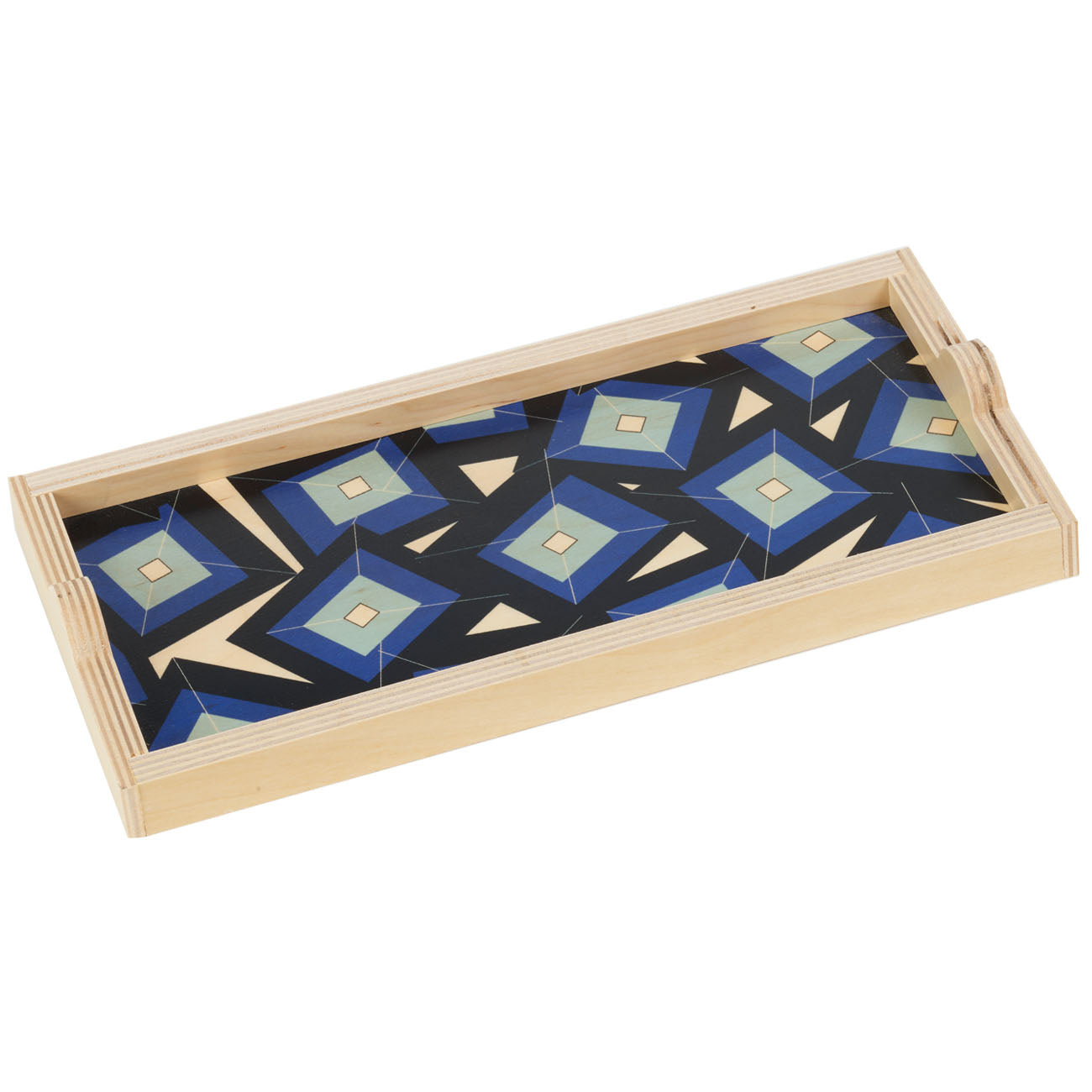 alma dark blue mini tray- NEW for Fall/Holiday 2018!