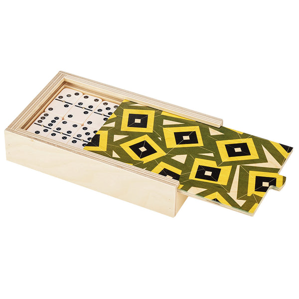 alma green domino set - NEW for SUMMER 2019!