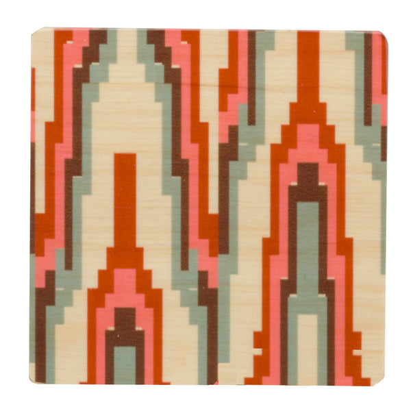 borgatta coasters, set of four