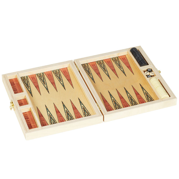 dart backgammon set