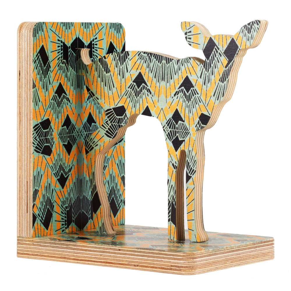 deco deer bookend - SOLD OUT