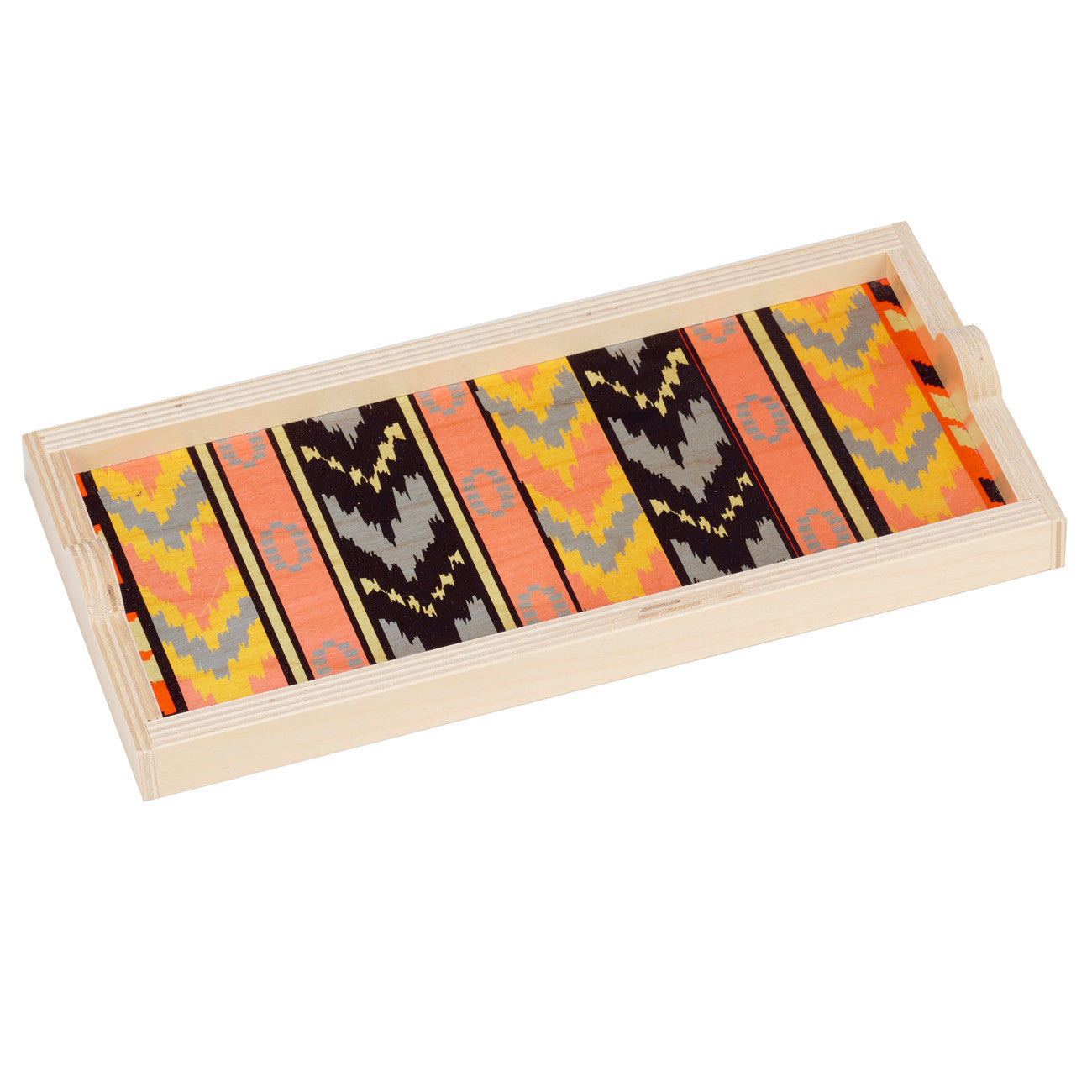 ikat mini tray