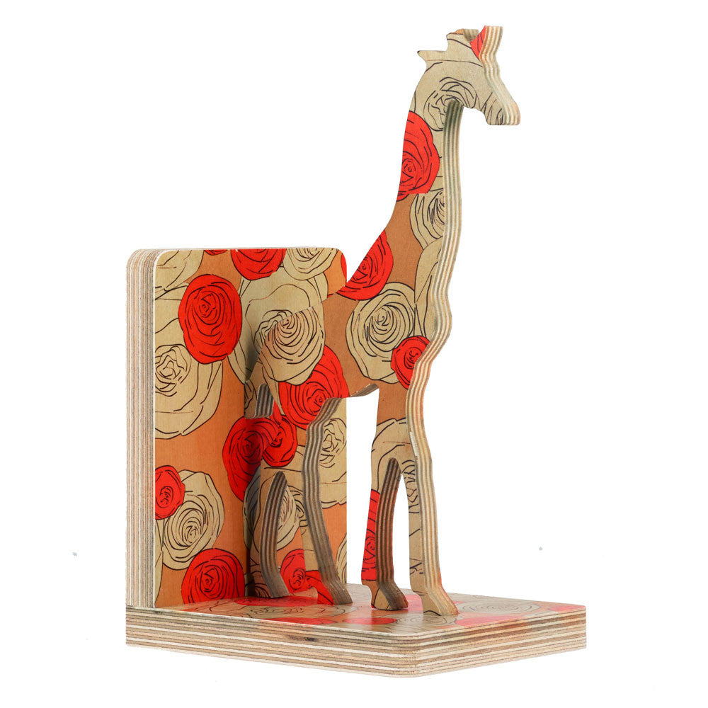 maria rose giraffe bookend- SOLD OUT