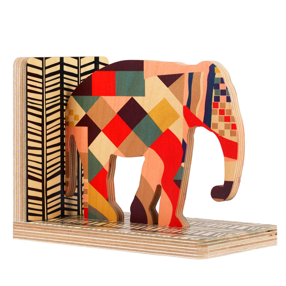 paloma elephant bookend- SOLD OUT