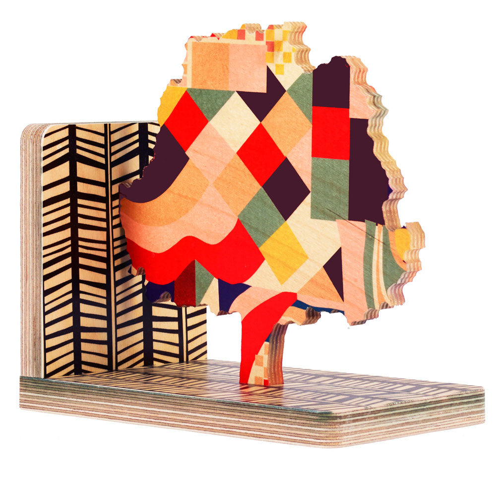 paloma tree bookend- SOLD OUT