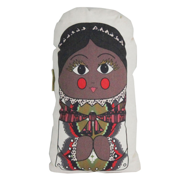 miranda plush pillow doll - large