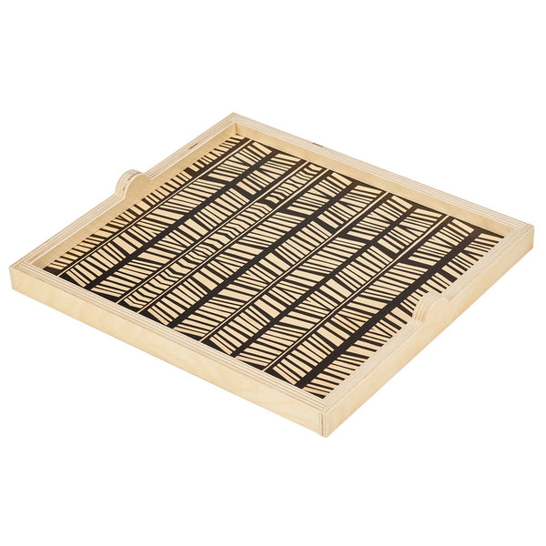 rampli square tray