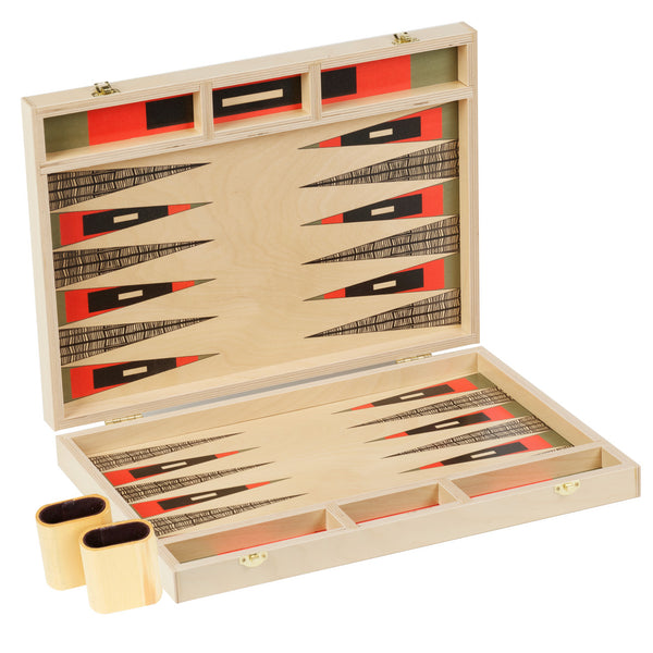 rampli tabletop backgammon set