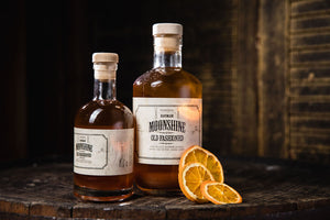 Seville Orange Old Fashioned