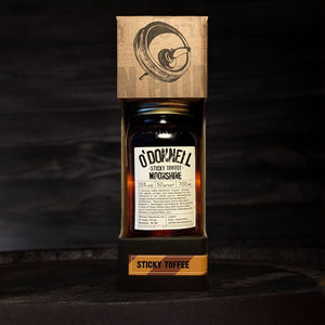 Gift Set | Sticky Toffee Moonshine + Pouring Lid