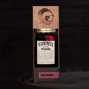 Gift Set | Wild Berry Moonshine + Pouring Lid
