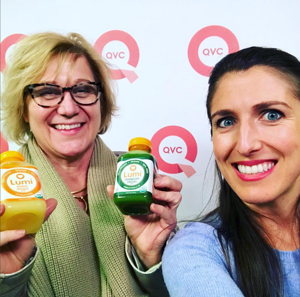 Lumi Juice Founder and CEO Hillary Murray on QVC