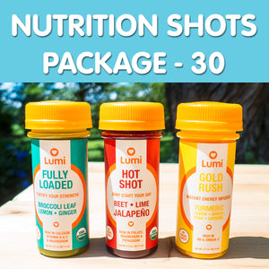 NUTRITION SHOTS PACKAGE - 30