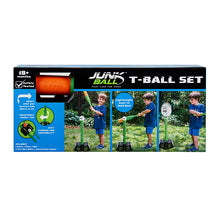 Load image into Gallery viewer, Junk Ball T-Ball Set