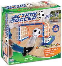 Load image into Gallery viewer, Game Zone Action Soccer