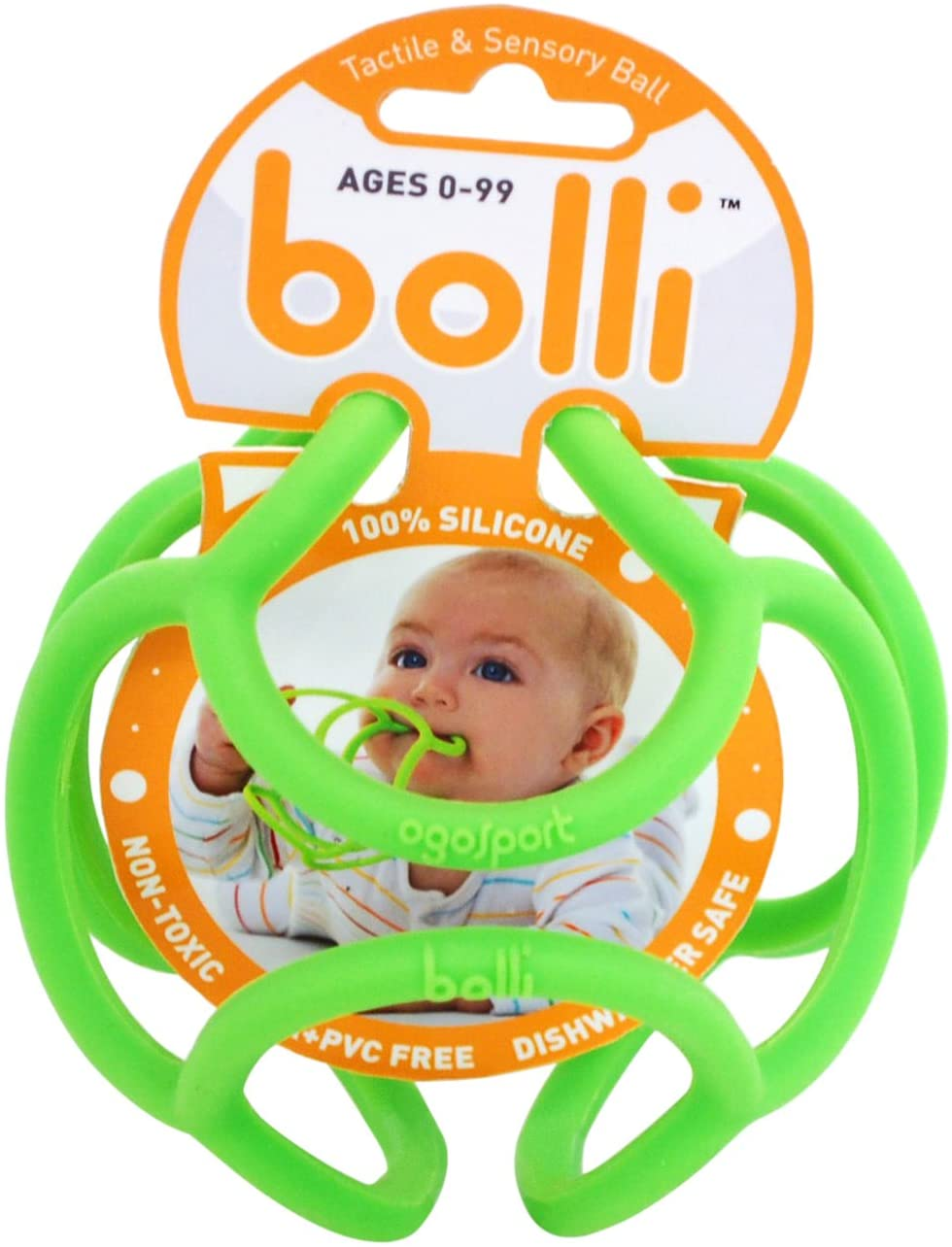 Bolli Rattle Assorted Colors