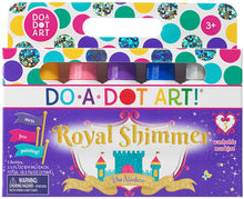 Load image into Gallery viewer, Royal Shimmer Dots (6pack)
