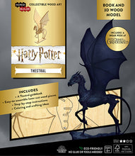 Load image into Gallery viewer, Harry Potter Theastral book 3d model