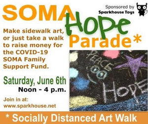 SOMA Hope Parade Information, Registration, and Donation