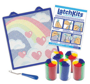 Latch Kits Rainbow