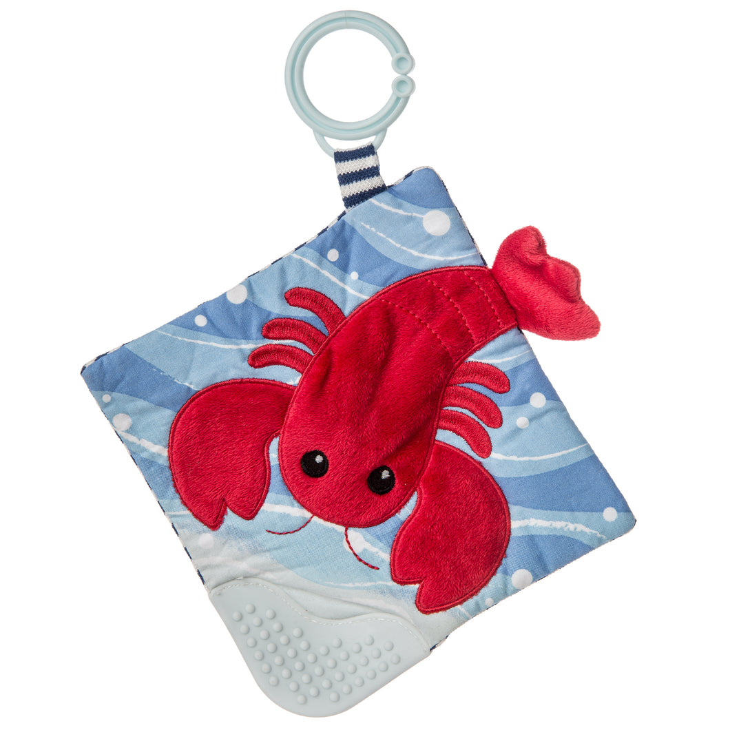 Mary Meyer Lobster Crinkle Teether