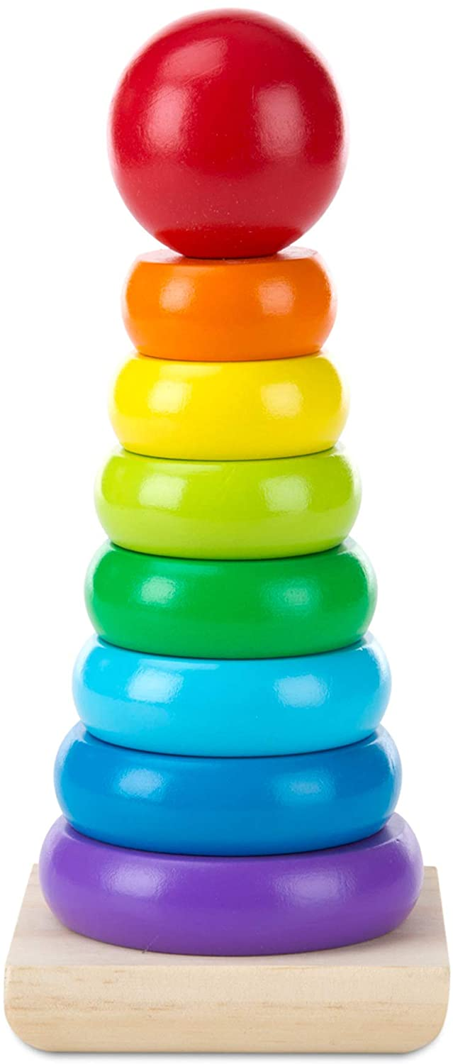 Rainbow Stacker Toy