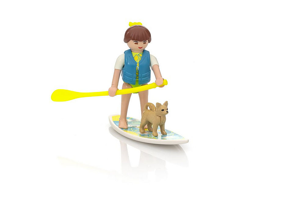 Playmobil Paddleboarder