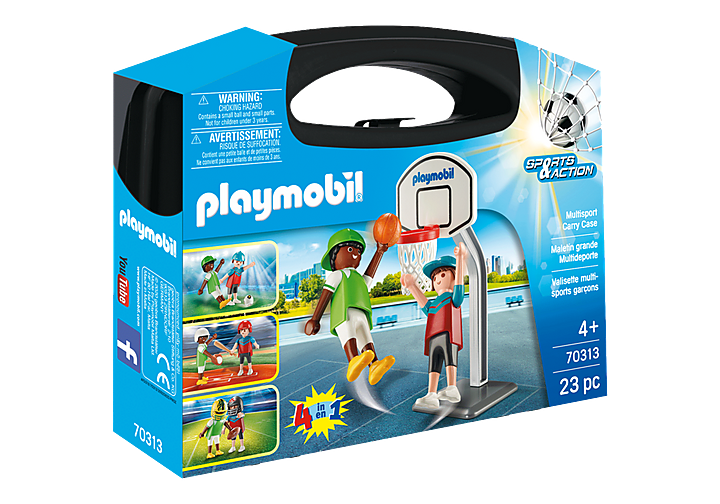 Playmobil Multi Sport Carry Case