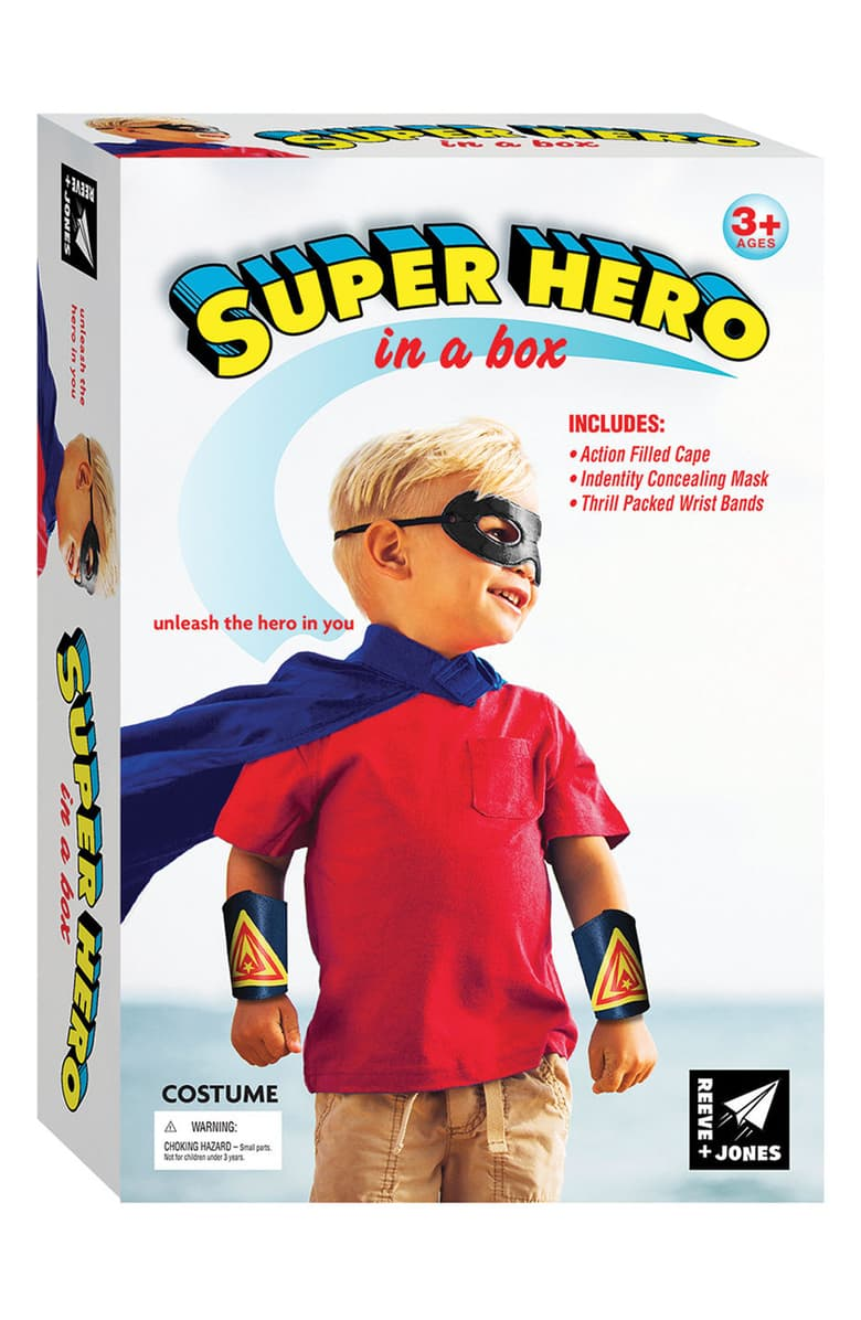 Super Hero in a Box
