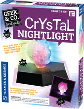 Load image into Gallery viewer, Crystal Night Light